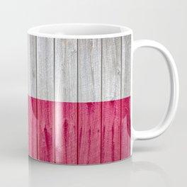 Texas State Flag Barn Wall Gifts Coffee Mug