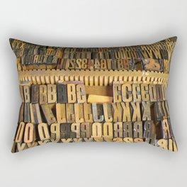 Type Drawer Rectangular Pillow