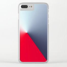 GRADIENT 4 Clear iPhone Case