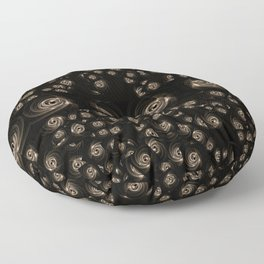 Abstract 17 001i Floor Pillow