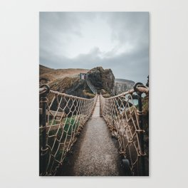 Carrick-a-Rede Canvas Print