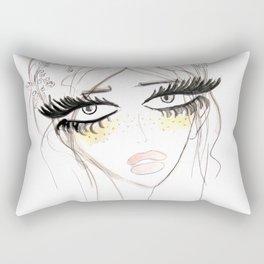 Country Girl Rectangular Pillow