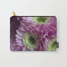 China Asters Carry-All Pouch