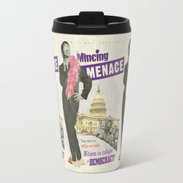 The Mincing Menace Travel Mug