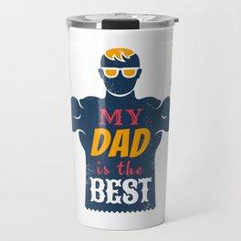 Father day Travel Mug