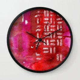 Thinking of China Wall Clock