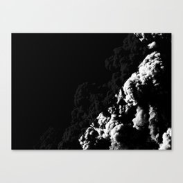 Slur Canvas Print