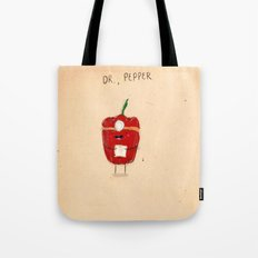 Dr. Pepper Tote Bag