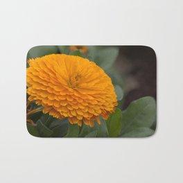 Calendula Flower Bath Mat