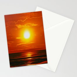 Golden Waters... Stationery Cards