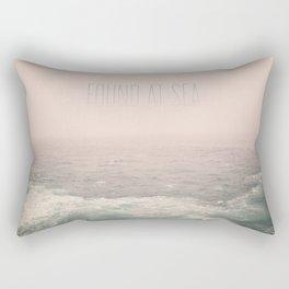 Found At Sea Rectangular Pillow