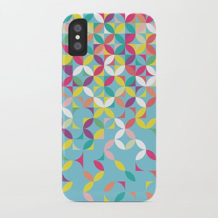 Giddy Geometric iPhone Case