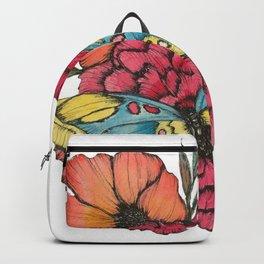 Color Flutter Backpack