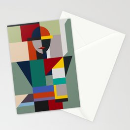 NAMELESS WOMAN Stationery Cards