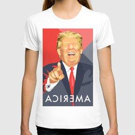 Trump Poster  T-shirt
