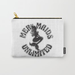 Mermaid Unlimited Carry-All Pouch