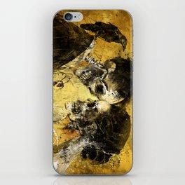 'Til Death do us part iPhone Skin