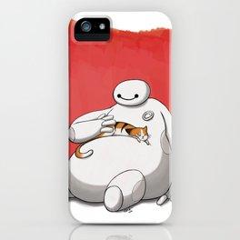 Hairy Babyyyy iPhone Case