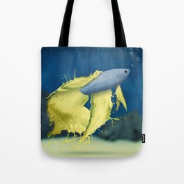 Betta Splash Tote Bag