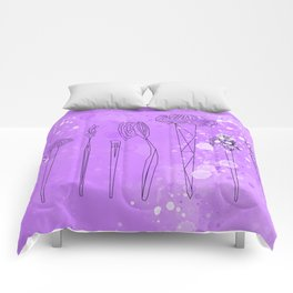 brushes Comforters