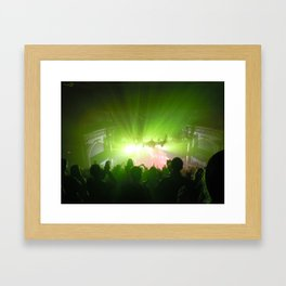 Passion Pit! Framed Art Print