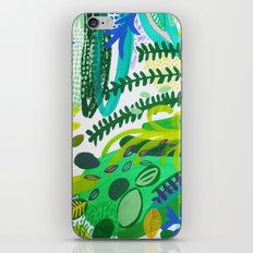 Between the branches. IV iPhone & iPod Skin