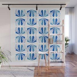 Paper plane Wall Mural