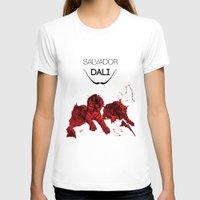 dali T-shirts featuring DALI by Ruben Mangorrinha