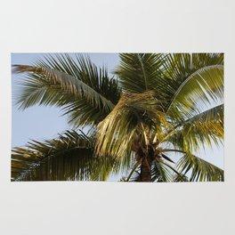 Palm Tree Paradise Rug