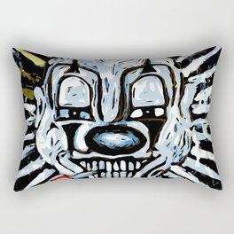 Carnival Clown Rectangular Pillow