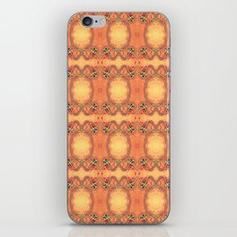 Ebola Tapestry-2 by Alhan Irwin iPhone Skin