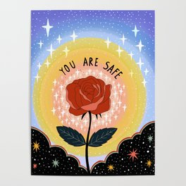 You are safe Poster
