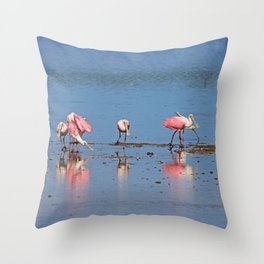 C'Mon Lester--Let's Get This Party Started Throw Pillow