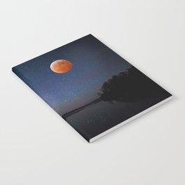 Super Blood Wolf Moon Notebook
