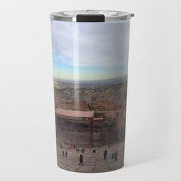 Red Rocks Amphitheatre Travel Mug