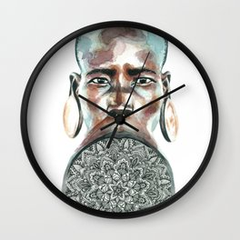 Beautifying (1) Wall Clock