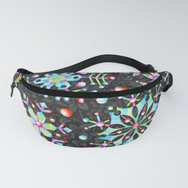 Snowflake Filigree Fanny Pack