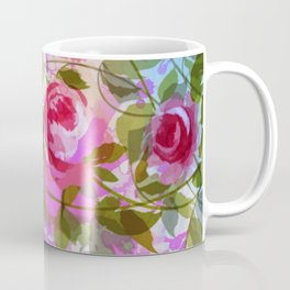 joyful flowers Coffee Mug