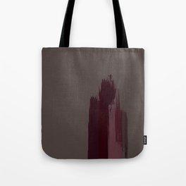 """Cherry / Rose Gold Porstroke (Pattern)"" Tote Bag"
