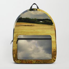 Countryside In Damascus Maryland Backpack