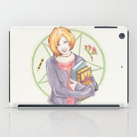 buffy iPad Cases featuring Willow Rosenberg of Buffy by A Rose Cast