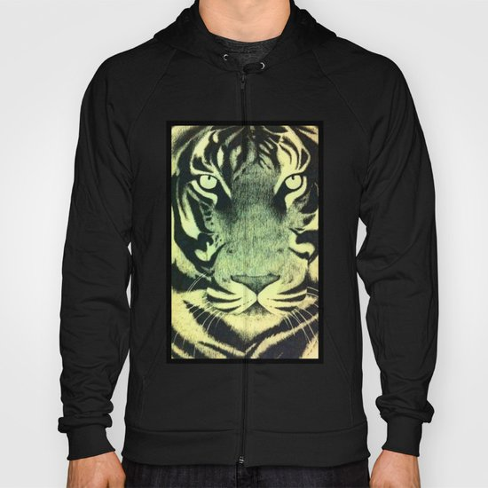 Be a Tiger (Yellow) Hoody