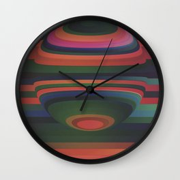 Sphere 6 Wall Clock