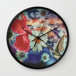 Heavenly Dream Wall Clock