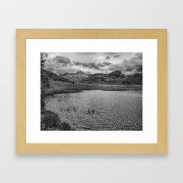 Blea Tarn Framed Art Print