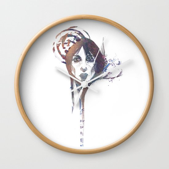 Nawak Wall Clock
