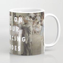 La Classe de Chaussures Coffee Mug