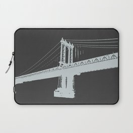Manhattan Bridge Laptop Sleeve