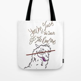 FallOutBoy 'The last of the real ones' Design Tote Bag