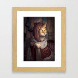 Monagato Framed Art Print